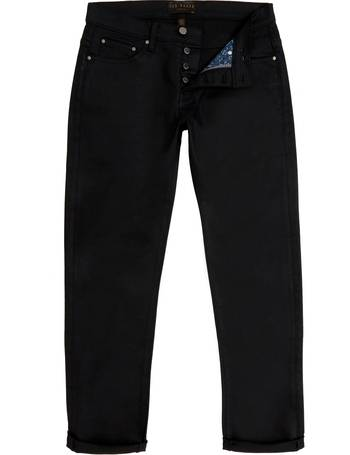 495f819db18f2 Men s Ted Baker Sam Straight Fit Rinse Wash Jeans from House Of Fraser