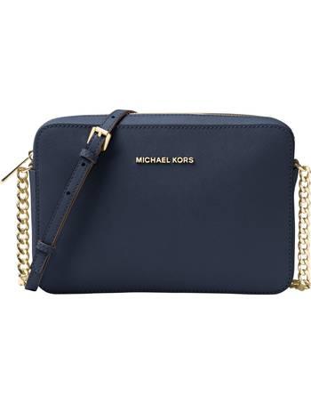 b97742b6010c Shop Women s Michael Kors Leather Crossbody Bags up to 50% Off ...