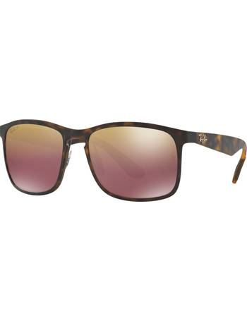 4ade71db6a Ray-ban. RB4264 Polarised D-Frame Sunglasses. from John Lewis