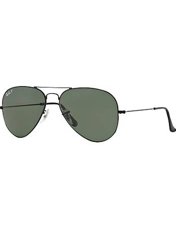 09336407a072d Ray-ban. RB3025 Polarised Aviator Sunglasses. from John Lewis