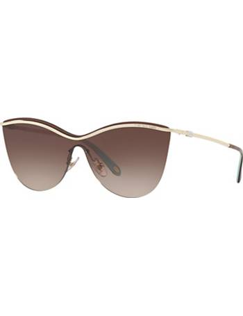 9df3ae1efb Tiffany   Co. TF3058 Cat s Eye Sunglasses
