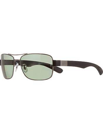 6a17ff2bf2 Ray-ban. RB3522 Square Framed Polarised Sunglasses. from John Lewis