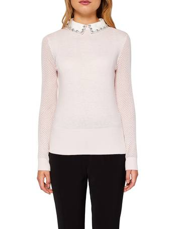 cf453448f01093 Shop Women s Jumpers From Ted Baker up to 60% Off