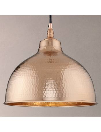 Shop pendant lighting up to 80 off dealdoodle bolu pendant shade from john lewis mozeypictures Gallery