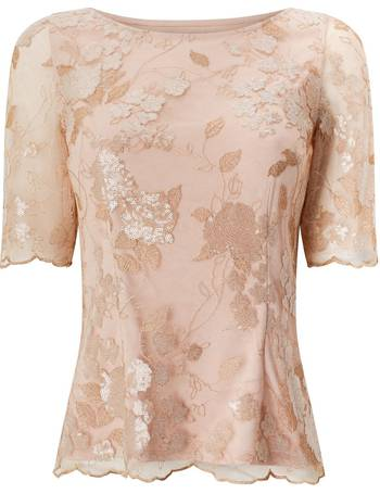 b165f1628 Shop Women's Jacques Vert Blouses up to 75% Off   DealDoodle
