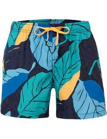 4ee3e2ab9eb12 Men's Bjorn Borg Leaf Print Swim shorts from House Of Fraser