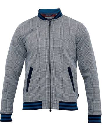 8e0a796ad Ted Baker. Men s Ted Baker Qwean Checked Bomber Jacket. from House Of  Fraser. £83.00 £119.00. Men s Ted Baker Single Breasted Giraffe Tonal Check  Suit ...