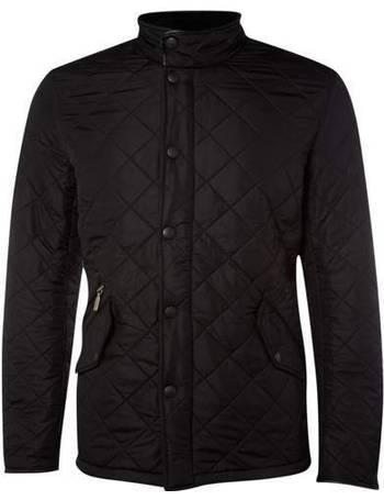 barbour marlon leather jacket