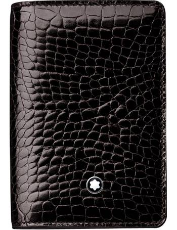 Shop Mens Montblanc Card Holders Up To 50 Off Dealdoodle