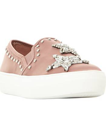 85501af7665 Steve Madden. Brody Lace Up Flatform Trainers. from John Lewis. £30.00  £60.00. Pluto Embellished Flatform Trainers from John Lewis