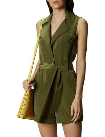 43cd20904af Shop Women s Satin playsuits up to 65% Off