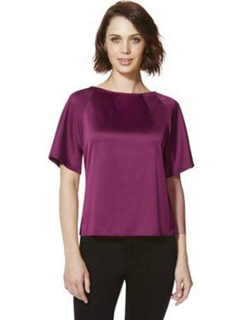 63b135c8824 Satin Bell Sleeve Formal T-Shirt from Tesco F&F Clothing