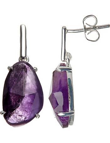 0870cf126bbc Shop Women's John Lewis Gemstones Drop Earrings up to 50% Off ...