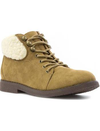 fa851b5e84 Shop Lilley Ankle Boots For Women up to 90% Off   DealDoodle