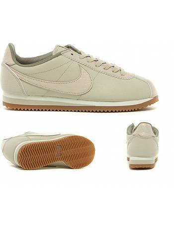 new concept 7a994 af6ae Nike. Womens Classic Cortez Leather Lux Trainer. from Footasylum