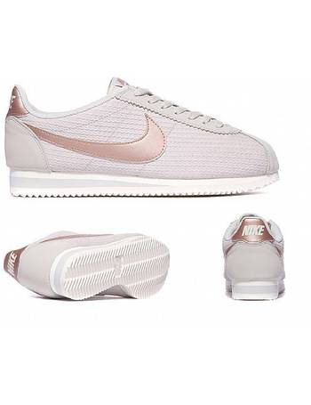 competitive price 2ab84 0c870 Nike. Womens Classic Cortez Leather Luxury Trainer. from Footasylum