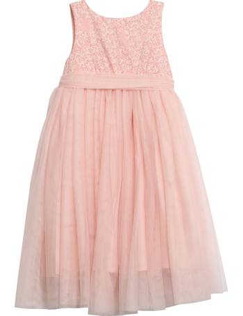 fc6f75e42ff3 Wheat. Disney Girls  Princess Tulle Dress
