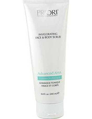 dfb44ae78bc Advanced AHA Invigorating Face & Body Scrub 200ml/6.8oz from Galaxy Perfume