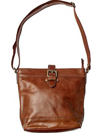 c8a38f2eb4 Fat Face. Leather Frankie Cross Body Bag