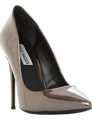 e44647855ee Steve Madden. Daisie Stiletto Heeled Court Shoes. from John Lewis