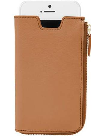 Fossil iPhone® 6 Wallet Brown MLG0167201