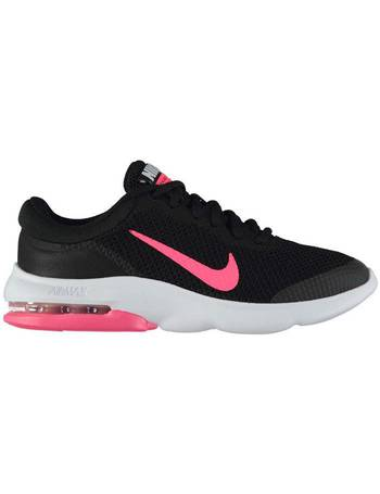 detailed look dcfb4 98e40 Nike. Air Max Advantage Running Shoes Junior Girls. from Sports Direct
