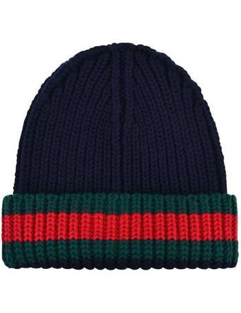 43a7343f080 Shop Gucci Men s Hats up to 30% Off