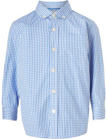 b156fd7bb8e Shop John Lewis Heirloom Collection Boy s Shirts up to 50% Off ...
