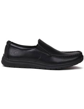 Shop Sports Direct Boy s Slip On School Shoes up to 75% Off  085068db8