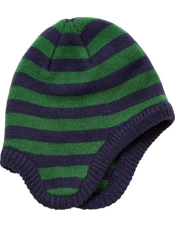 63a61571d1859 Children s Stripe Trapper Hat from John Lewis