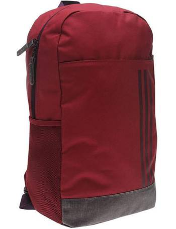 Adidas. Class Three Stripe Backpack. from Sports Direct 39e24f693c3e1