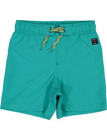 c6b7113765e Polarn O. Pyret. Boys Green Board Shorts. from House Of Fraser. £10.00  £20.00. Boys Uv Sun Safe ...