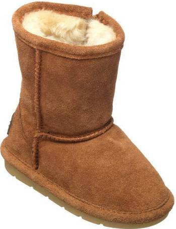 9d6399da Chipmunks. Girls jersey suede boot. from House Of Fraser