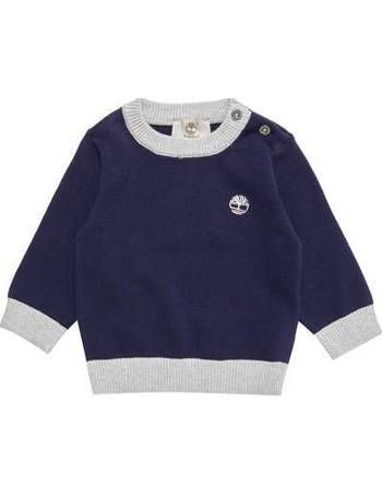 bd38b54d4f3 Timberland. Baby Boys Long Sleeve Pullover. from House Of Fraser