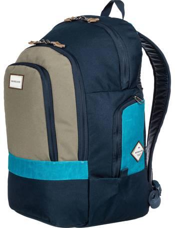 7592bdc0146 Shop Quiksilver Men s Backpacks up to 50% Off   DealDoodle