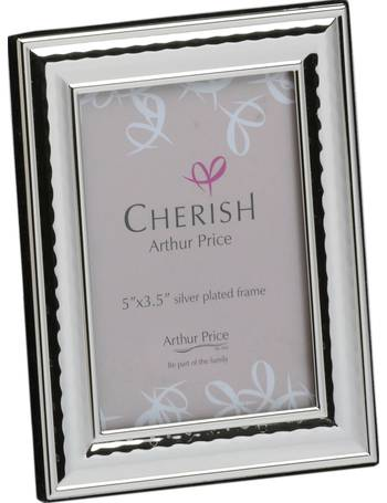 ccd4b98cfc6a Silver Plated Coniston Photograph Frame 3.5x5 from House Of Fraser