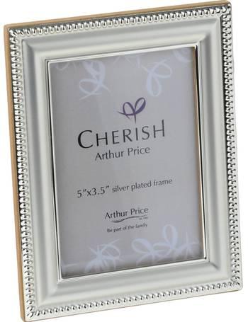 4e0184f61947 Arthur Price. Silver plated Bead photograph frame 3.5x5