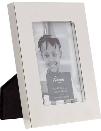 970f12bfe78f Wide Silver plated 3.5x5 Photo Frame from House Of Fraser
