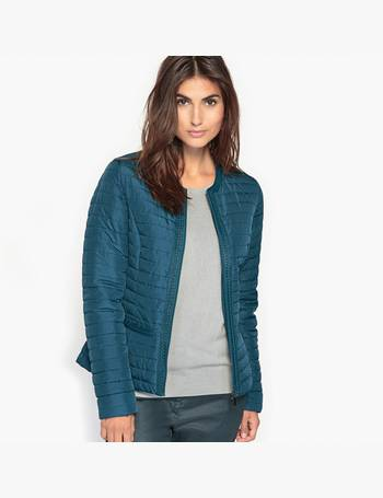 cca8aa98909 Anne Weyburn. Short Zipped Quilted Jacket. from La Redoute. £57.00. Padded  Jacket with Water-Repellent and Stain-Resistant Treatment ...