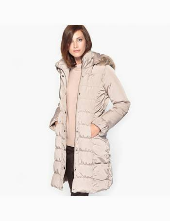c636e4e4625 Anne Weyburn. Padded Duvet Jacket with Water-Repellent and Stain-Resistant  Treatment