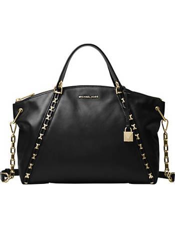 9d409f333137 Michael Kors. Sadie Large Leather Satchel Bag. from John Lewis