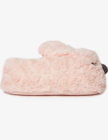7f59f019017c Womens Pink 3D Bunny Slippers- Pink from Dorothy Perkins