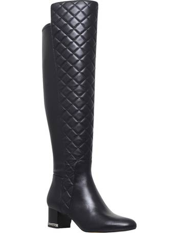 784fd1d02711 Michael Kors. Margaret Block Heeled Ankle Boots. from John Lewis. £195.00.  Sabrina Quilted Over the Knee Boots from John Lewis