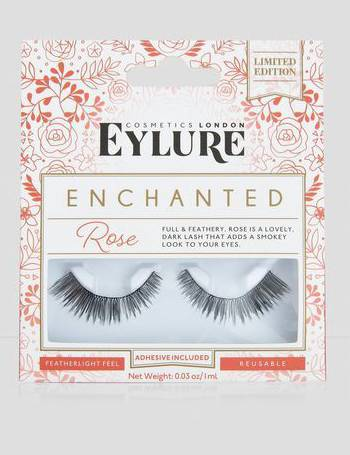 a8f425f3d4e Eyelure Enchanted Rose False Eyelashes New Look from New Look