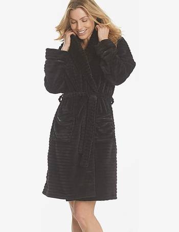 1964769617 Pretty Secrets Textured Fleece Gown from Julipa