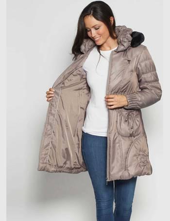 d65c3087dc70 Shop Women's Roman originals Faux Fur Coats up to 80% Off   DealDoodle