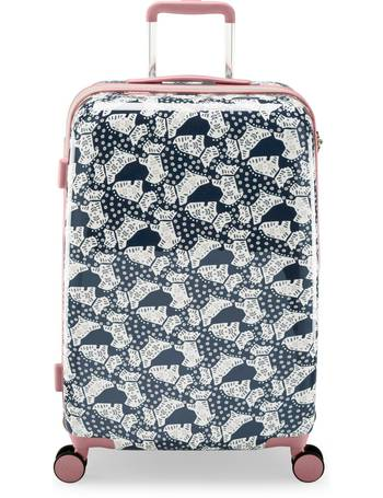e4c22e360ce1c Folk Dog Medium Spinner Suitcase from House Of Fraser