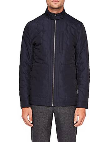 Shop Mens Ted Baker Quilted Jackets Up To 50 Off Dealdoodle