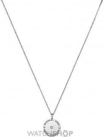 48248cd22934 Shop Michael Kors Jewellery Women's Necklaces up to 50% Off | DealDoodle