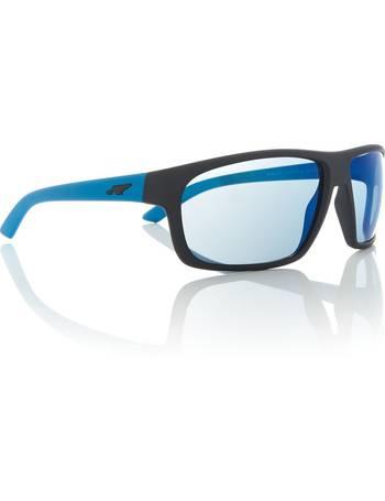 Arnette. Blue rectangle AN4225 BURNOUT sunglasses